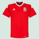 Wales Home 2016 - 2017 Adidas